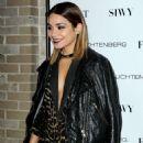 Vanessa Hudgens Flaunt Magazine Distress Issue Launch Party In Ny