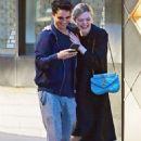 Elle Fanning and Max Minghella  -  Publicity