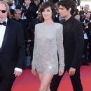 Charlotte Gainsbourg – 'Ismael's Ghosts' Screening at 70th Annual Cannes Film Festival in France - 454 x 699