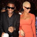 Amber Rose at Fabolous' Birthday Party at the Gansevoort Park Avenue in New York City - November 19, 2010 - 365 x 600