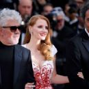 Jessica Chastain – Closing Ceremony of the 70th annual Cannes Film Festival in Cannes - 454 x 329