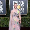 Lucy Liu At The 76th Annual Golden Globe Awards - Arrivals (2019) - 400 x 600