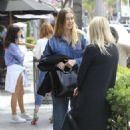 Whitney Port has lunch at La Scala in Beverly Hills - 454 x 669