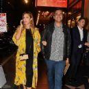 Cash Warren and Jessica Alba are seen in Los Angeles, California (August 16, 2017) - 454 x 681