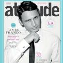 James Franco - Attitude Magazine Cover [United Kingdom] (April 2013)