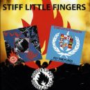 Stiff Little Fingers - Live and Loud / Fly the Flags