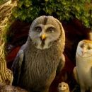 (L-r) Twilight, voiced by ANTHONY LaPAGLIA, Eglantine, voiced by ADRIENNE deFARIA, Soren, voiced by JIM STURGESS, Digger, voiced by DAVID WENHAM and Gylfie, voiced by EMILY BARCLAY in Warner Bros. Pictures' and Village Roadshow Pictures' family fa