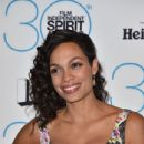 Rosario Dawson At 30th Film Independent Spirit Awards Nominations Press Conference In Hollywood