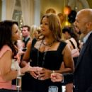 L to R: Paula Patton, Queen Latifah and Common in JUST WRIGHT. Photo by David Lee