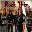 Frank Hannon, Jeff Keith - Rock Thiz Magazine Cover [United States] (29 September 2011)