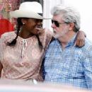 George Lucas and Mellody Hobson - 398 x 329