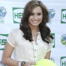 Demi Lovato - 2010 Arthur Ashe Kids' Day At The USTA Billie Jean King National Tennis Center On August 28, 2010 In The Queens Borough Of New York City
