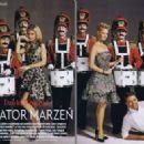 Malgorzata Kozuchowska - Gala Magazine Pictorial [Poland] (25 February 2013)