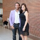 Lisette Morelos and Sebastián Zurita