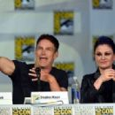 Anna Paquin, Stephen Moyer and True Blood' Cast Makes Final Comic-Con Appearance! - 454 x 312