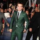 "Robert Pattinson Breaking Dawn - Part 2"" Los Angeles Premiere"