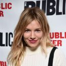Sienna Miller – 'Joan Of Arc: Into The Fire' Opening Night in NYC - 454 x 660