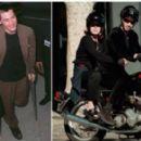 Keanu Reeves and Jennifer Maria Syme