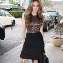 Jennifer Lopez Cruises Through Cologne