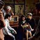 Julia Rayner, Frank Finlay, Ed Stoppard, Jessica Kate Meyer, Maureen Lipman and Adrien Brody in Focus Films' The Pianist - 2002