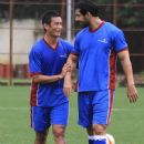 Practice Session Of IMG-Reliance League