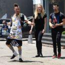 Sophie Turnerand Joe Jonas out in West Hollywood