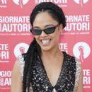 Tessa Thompson – MiuMiu Photocall at 76th Venice Film Festival - 454 x 681