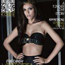Victoria Justice Kode Magazine Cover Spring 2015