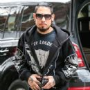 Dave Navarro is spotted out and about in New York City, New York on December 17, 2014 - 434 x 594