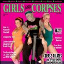Tiffany Shepis on cover of Girls and Corpses
