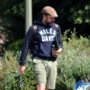 Jason Sudeikis with Olivia Wilde – Out in Silver Lake