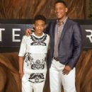 "Will and Jaden Smith at the ""After Earth"" photo call at The 5th Annual Summer Of Sony (April 23)"
