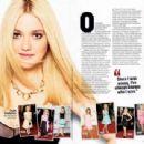 Dakota Fanning - Cosmopolitan Magazine Pictorial [United States] (February 2012)