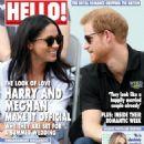 Prince Harry Windsor and Meghan Markle - 454 x 618