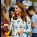 Kate Middleton – Attends the 'Back to Nature' festival in England - 454 x 587