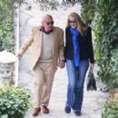 Jerry Hall and Rupert Murdoch - 454 x 283