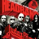 Ian Hill, Rob Halford, K.K. Downing, Glenn Tipton, Scott Travis - Headbang Magazine Cover [Turkey] (July 2008)
