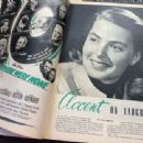 Ingrid Bergman - Movies Magazine Pictorial [United States] (October 1945) - 454 x 339