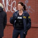 Missy Peregrym as Special Agent Maggie Bell in FBI - 454 x 795