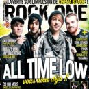 Rock One Magazine Cover [France] (March 2010)