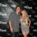 Heidi Montag arrive at the Crazy Horse III Gentlemen's Club to celebrate Pratt's 30th birthday in Las Vegas