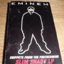 Snippets From The Forthcoming Slim Shady LP