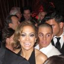 Jennifer Lopez and Casper Smart party the night away on the dance floor - 366 x 488