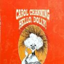 PROGRAM FOR THE1994 BROADWAY REVIVEL OF ''DOLLY'' STARRING CAROL CHANNING.