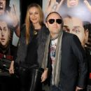 Connie Nielsen & Lars Ulrich at the premiere of 'Get Him To The Greek' on May 25, 2010