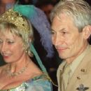 Charlie and Shirley Watts
