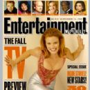 Laura Leighton - Entertainment Weekly Magazine Cover [United States] (16 September 1994)
