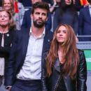 The Shakira Mebarak and Gerard Pique Time-Line - 454 x 459