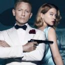 Daniel Craig and Léa Seydoux