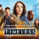 Timeless – Season 2 - Key Art
